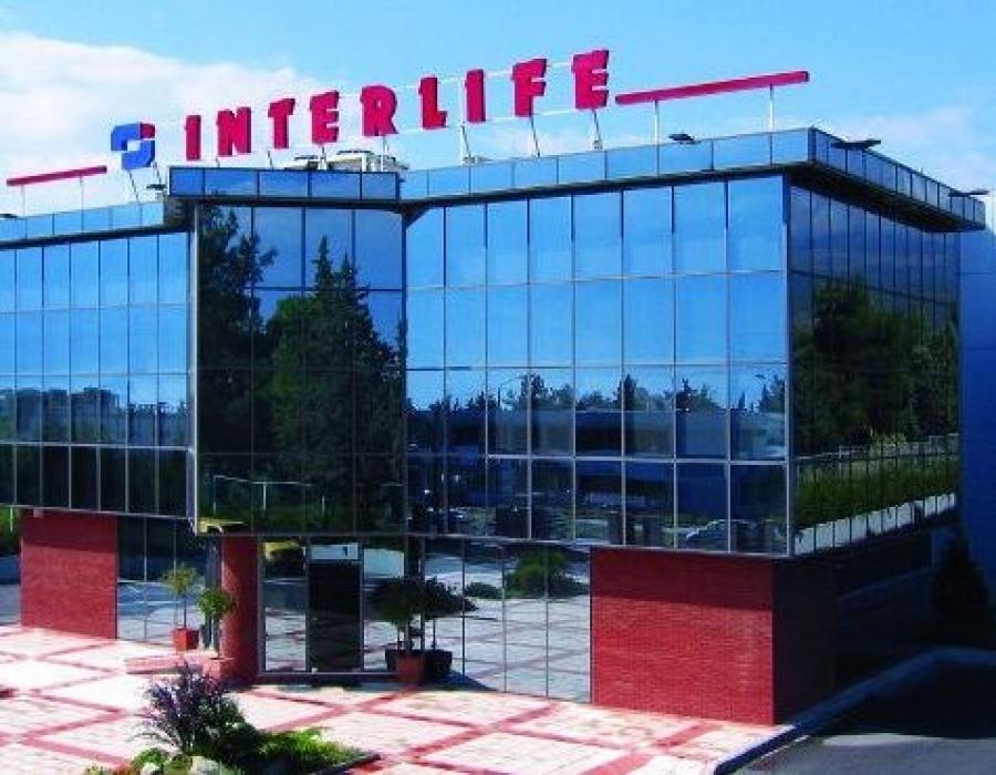 Interlife Λογότυπο