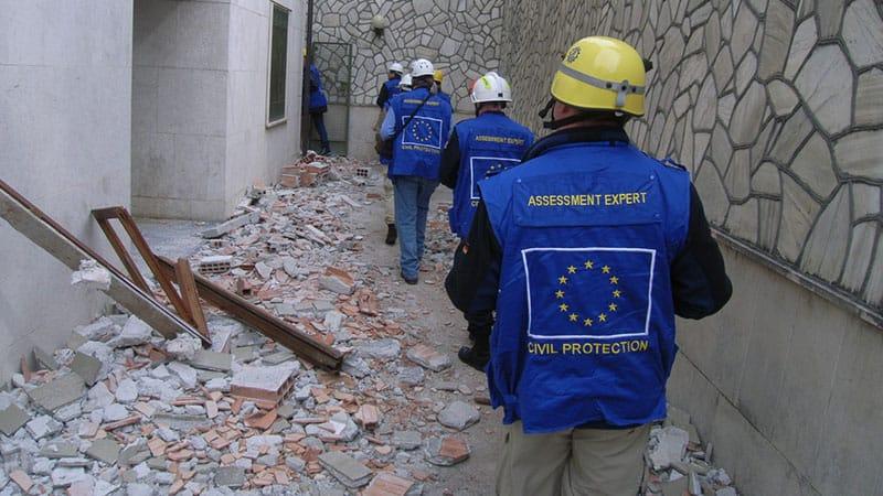 πολιτικη προστασία EU