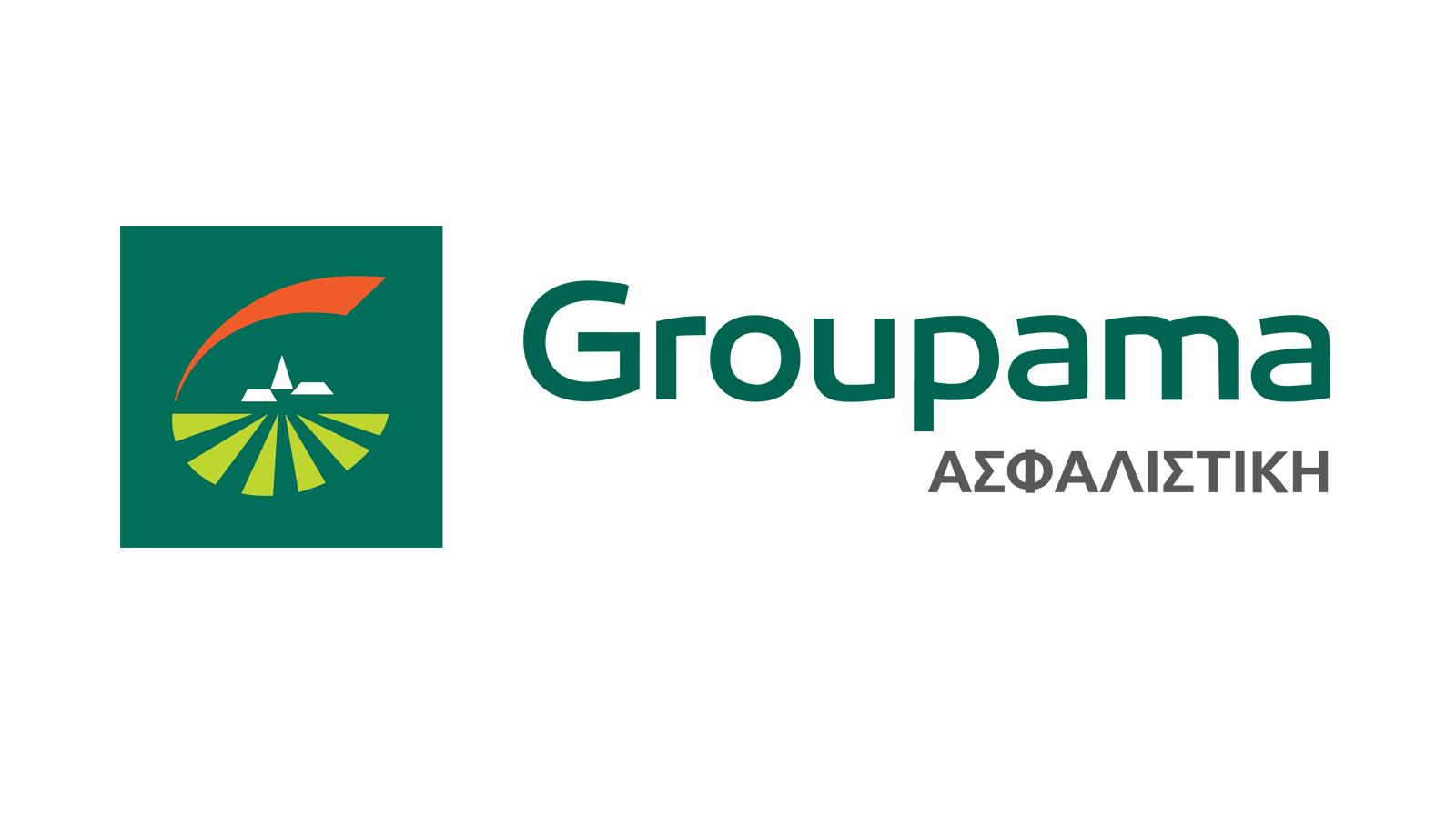 Groupama Ασφαλιστική λογότυπο