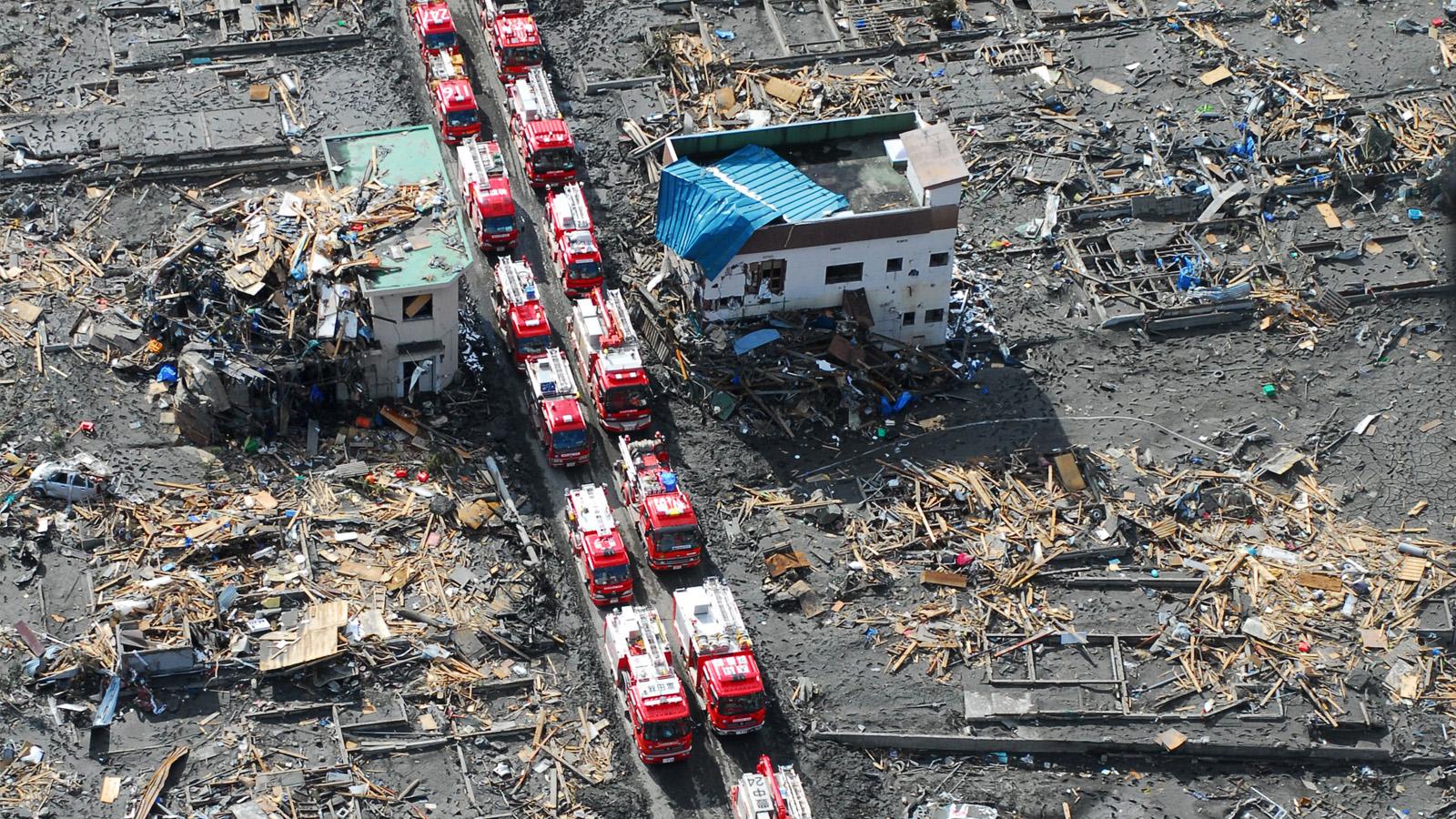 Διδάγματα από τον μεγάλο σεισμό στην Ιαπωνία 10 χρόνια μετά
