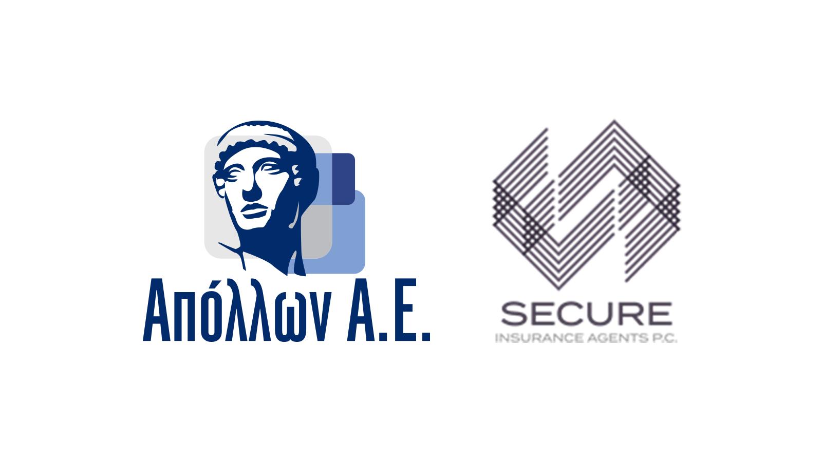 Απόλλων και Secure Brokers δημιουργούν διεθνούς εμβέλειας φορέα Διαμεσολάβησης