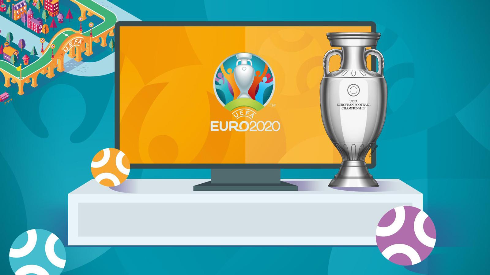 Η NP Ασφαλιστική παρούσα στο UEFA Euro 2020 μέσα από τις οθόνες σας